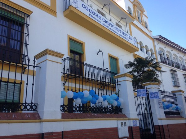 Colegio Cristo Rey Sevilla